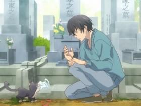 吸猫动画《同居人是猫》公布首集先行画面