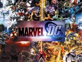 美漫两巨头DC和漫威的渊源,你可知?差点统一!