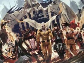 好莱坞版琦玉老师?一拳超人真人版电影即将开拍 豪华制作团队令人期待