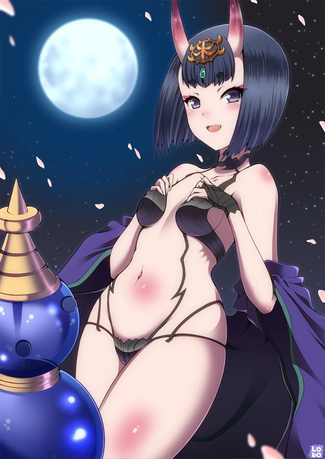 Fate/Grand Order酒吞童子:满足一切控的需求
